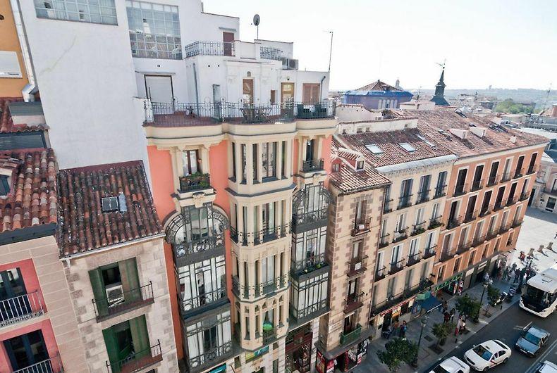 Terraza Plaza Mayor Ii Madrid
